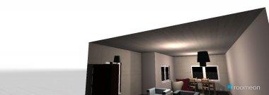 Raumgestaltung Variante 1 in der Kategorie Wohnzimmer