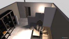 Raumgestaltung Variante 2 in der Kategorie Wohnzimmer