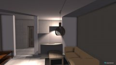 Raumgestaltung Variante 5 in der Kategorie Wohnzimmer