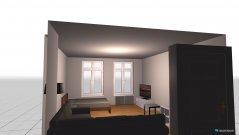 Raumgestaltung Variante I in der Kategorie Wohnzimmer