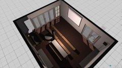 Raumgestaltung variante2 in der Kategorie Wohnzimmer