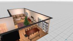 Raumgestaltung Variante_1 in der Kategorie Wohnzimmer