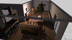 Raumgestaltung Variante_2 in der Kategorie Wohnzimmer