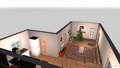 Raumgestaltung Variante_3 in der Kategorie Wohnzimmer