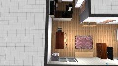 Raumgestaltung Variante_4 in der Kategorie Wohnzimmer