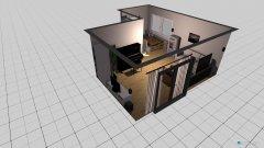 Raumgestaltung Variante in der Kategorie Wohnzimmer