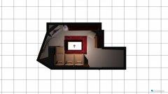 Raumgestaltung Vati Wohnzimmer in der Kategorie Wohnzimmer