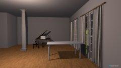 Raumgestaltung verbesserung in der Kategorie Wohnzimmer
