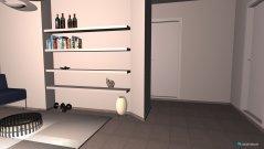 Raumgestaltung Verenas Hütte Version2 in der Kategorie Wohnzimmer