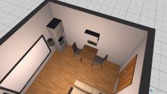 Raumgestaltung Veriante 3.1 in der Kategorie Wohnzimmer