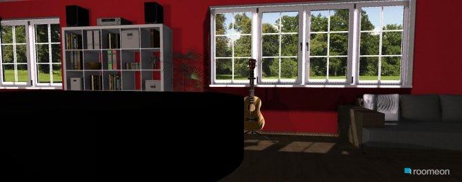 Raumgestaltung Veronika in der Kategorie Wohnzimmer