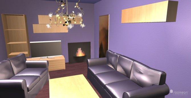 Raumgestaltung Vers1 in der Kategorie Wohnzimmer
