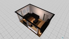 Raumgestaltung Version 1 in der Kategorie Wohnzimmer