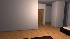 Raumgestaltung versuch 2 ohne bad in der Kategorie Wohnzimmer