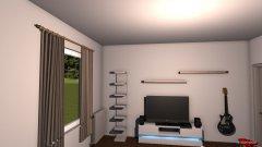 Raumgestaltung Versuch 3 in der Kategorie Wohnzimmer