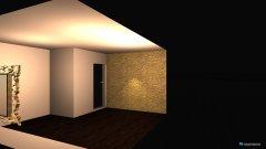 Raumgestaltung versuch ein in der Kategorie Wohnzimmer