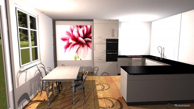 Raumgestaltung via Regina Talita in der Kategorie Wohnzimmer