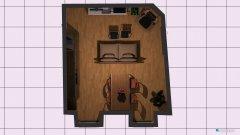 Raumgestaltung Vik in der Kategorie Wohnzimmer