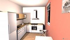 Raumgestaltung vodárenská Ob in der Kategorie Wohnzimmer