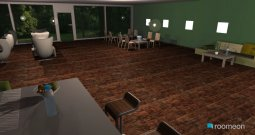 Raumgestaltung Voda Bar in der Kategorie Wohnzimmer
