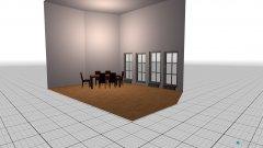 Raumgestaltung voglauer Wohnzimmer in der Kategorie Wohnzimmer