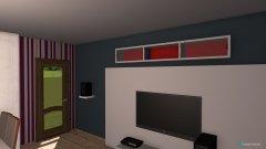 Raumgestaltung Vorlage 02 in der Kategorie Wohnzimmer