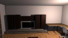 Raumgestaltung Vorschlag 04 in der Kategorie Wohnzimmer