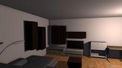Raumgestaltung Vorschlag Babette_01 in der Kategorie Wohnzimmer