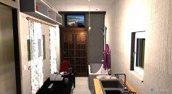 Raumgestaltung VW bus in der Kategorie Wohnzimmer