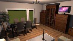 Raumgestaltung W01 in der Kategorie Wohnzimmer