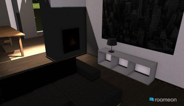 Raumgestaltung w11 in der Kategorie Wohnzimmer