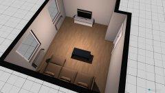 Raumgestaltung w1 in der Kategorie Wohnzimmer