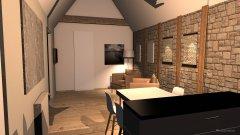 Raumgestaltung W1KöwiWohnen in der Kategorie Wohnzimmer