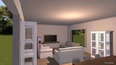 Raumgestaltung w3 in der Kategorie Wohnzimmer