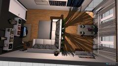 Raumgestaltung W_Wohnzimmer in der Kategorie Wohnzimmer