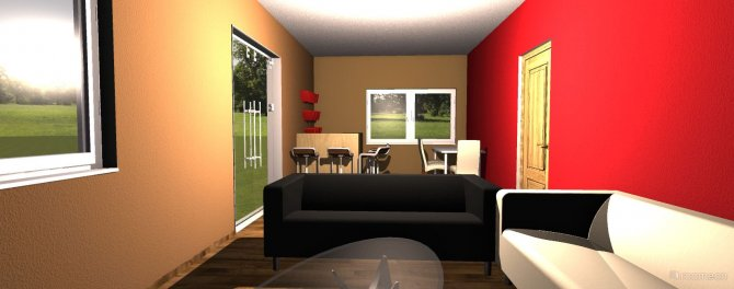 Raumgestaltung WAAA xD in der Kategorie Wohnzimmer