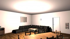 Raumgestaltung Wache 4501 Wachenraum in der Kategorie Wohnzimmer