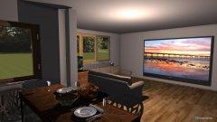 Raumgestaltung Wald zimmer in der Kategorie Wohnzimmer