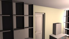 Raumgestaltung Wald in der Kategorie Wohnzimmer