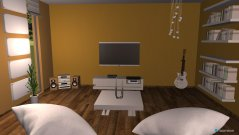Raumgestaltung Wandbilder XXL Showroom in der Kategorie Wohnzimmer
