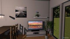 Raumgestaltung Wardacki 2 in der Kategorie Wohnzimmer