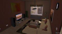 Raumgestaltung WATP Wohnzimmer in der Kategorie Wohnzimmer