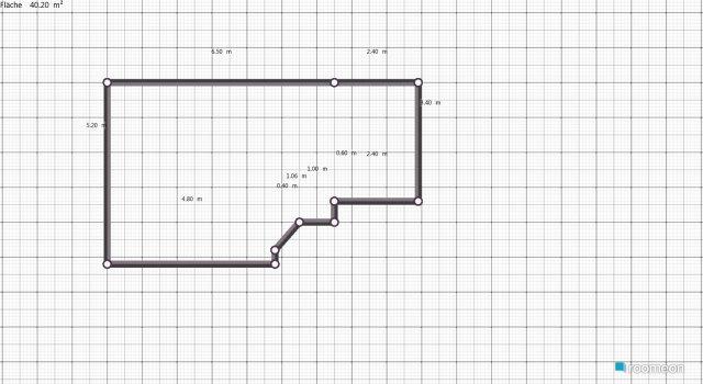 Raumgestaltung wb in der Kategorie Wohnzimmer