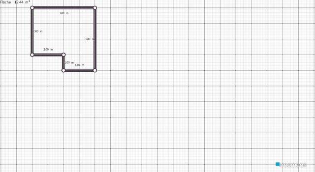 Raumgestaltung Wehberg in der Kategorie Wohnzimmer