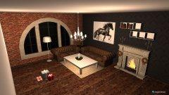 Raumgestaltung Weihnachten 1 in der Kategorie Wohnzimmer