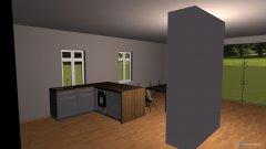 Raumgestaltung Werdenfelser in der Kategorie Wohnzimmer