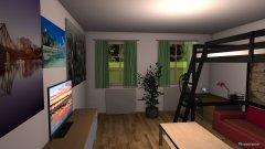 Raumgestaltung WG Brühl 2013 in der Kategorie Wohnzimmer