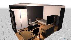 Raumgestaltung WG Döhren in der Kategorie Wohnzimmer