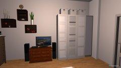 Raumgestaltung Wg-Zimmer 2  in der Kategorie Wohnzimmer