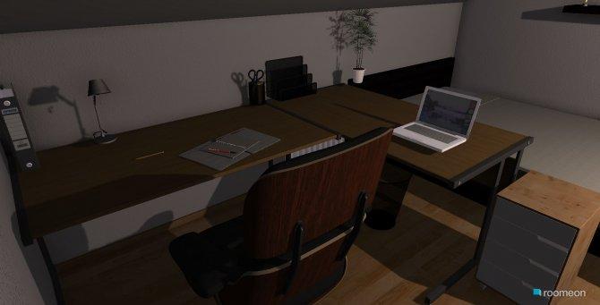 Raumgestaltung WG-Zimmer in der Kategorie Wohnzimmer